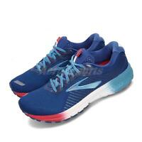 Brooks Ghost 12 Dessert Edition Blue Red White Men Running Shoes 110316 1D