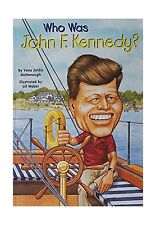 Who Was John F. Kennedy?: Who Was...? Free Shipping
