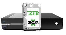 XPACK 2TB XBOX ONE External Hard Drive and USB Media Hub 3.0