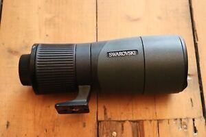 Swarovski Spotting Scope 65mm Objective Module 25-60x