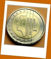 Einzelne Kursmünzen Aus Den Niederlanden Euro Jahr 2000 Günstig