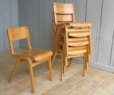 Beech Original 20th Century Antique Chairs