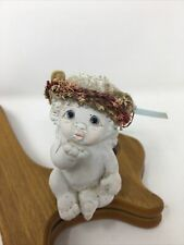 Dreamsicles~ Blowing A Kiss vintage cherub figurine