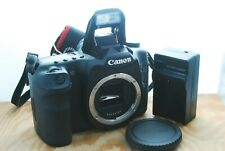 Canon EOS 50D Digital SLR Camera Body - 15.1MP, Charger, Battery, Strap, Etc.