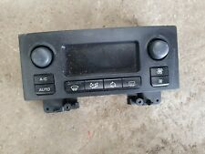 Peugeot 307 A/C + Heater Control Panel  9646627977
