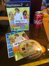 SINGSTAR SING STAR POPWORLD PS2 Playstation 2 Video Game B