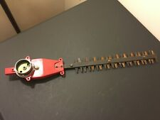 Homelite HT-18 Hedge Trimmer Gearcase and Cutter Blades 98552-01 98552-12
