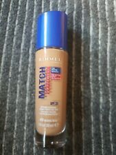 ⭐Rimmel Match Perfection Invisible Foundation 30ml Natural Beige #400 NEW