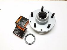 1963-64 Original reconditioned GM Corvette Front Hub w/ Timken bearings & Seal