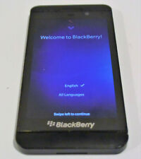 BlackBerry Z10 16GB Black (T-Mobile) Smartphone - Clear IMEI