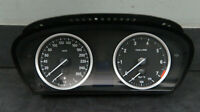 BMW X6 E71 Kombiinstrument Tacho KM/H Anzeige Benzin Kilometertacho 9195702