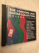 THE CONCORD JAZZ GUITAR COLLECTION VOLUME THREE CCD-4507 1992 JAZZ