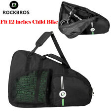 ROCKBROS Bicycle Large Capacity Black Storage Bag For 12'' Children Balance Bike