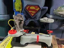Batman Imaginext Superman Fortress of Solitude playset NICE
