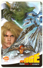 EB GAMES CANADA STAR WARS SOUL CALIBUR VI YODA COLLECTIBLE GIFT CARD