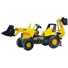 812004 JCB con ruspa e scavatrice Rolly Toys