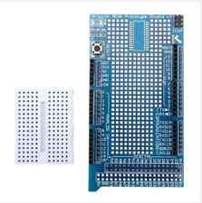 Mega2560 1280 Proto Shield V3 Proto Expansion Board With Breadboard For Arduino