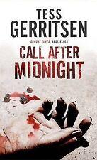 Tess GERRITSEN / CALL after MIDNIGHT     [ Audiobook ]