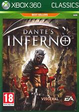 Dante's Inferno Classic XBOX 360 IT IMPORT ELECTRONIC ARTS