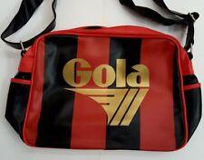 Gola bolso bandolera redford Championship Red/Black/oro
