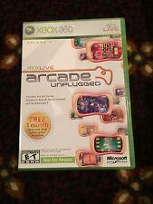 Arcade Unlocked Xbox 360