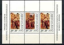 Surinam 1976 SG#MS821 Easter MH M/S #D86498
