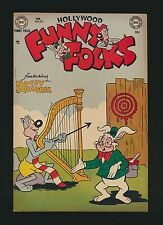 Hollywood Funny Folks #43, Vf, Newly Acquired Collection