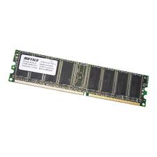 Buffalo 512MB PC3200 400MHz 184-Pin DDR Desktop RAM DD4333-S512SCJ