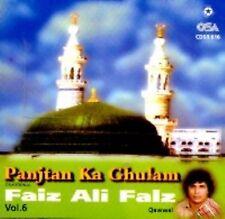 FAIZ ALI FAIZ - PANJTAN KA GHULAM - VOL6 - NEW CD