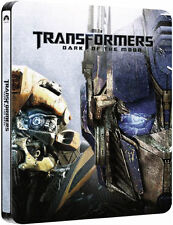 TRANSFORMERS: DARK OF THE MOON - Limited Edition Blu Ray Steelbook