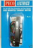 Peco PL-11 Side Mounted Turnout/Point Motor. NEW  (Model Railways)