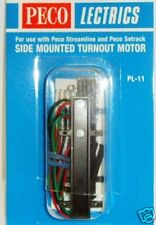 Model Railway PECO Side Mounted Turnout Motor PL11 Lot2