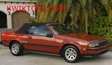 """1984-1985 TOYOTA CELICA 3000PC COMBO FRONT & PLASTIC WINDOW """"Robbins"""""""