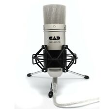 Cad GXL2400USB Condenser USB Podcast, Recording, Gaming Microphone w/Shock Mount