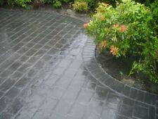 Block Paving - Pattern Imprint - Concrete - Sealer seal Sealant - 20ltr