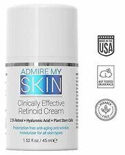 Retinoid Cream Admire My Skin Dark Spot Acne Moisturizer Retinoic Acid Fade