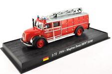 Fire Engine German 1954 Magirus Deutz RKW7 S6500 metal 1/72 Fire Vehicle