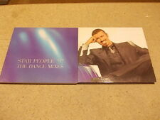 GEORGE MICHAEL STAR PEOPLE 2 CD SET REMIXES FRE POSTAGE