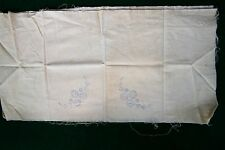 Vintage Embroidery To Stitch - 12 Napkins