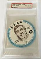 JERRY SLOAN 1976 Buckmans Discs PSA Graded Gem Mint 10 - Bulls - Jazz HOF