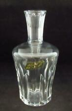 Baccarat Crystal Polignac Cut Decanter w/o Stopper, 8 3/4""