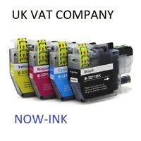 COMPATIBLE INK LC-3213 LC3211 Cartridges for Brother DCP-J772DW MFC-J895DW