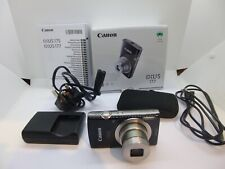 canon ixus 177 camera . Tested and working fine.