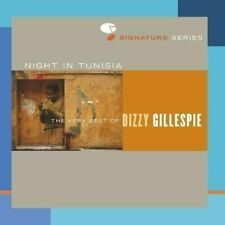 Dizzy Gillespie Very Best of CD Night in Tunisia 52dn Street Theme Stay on It