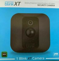New Add-on Blink XT Home Security Camera HD Video Works with XT2 Alexa Enabled
