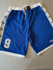 superbe short basket ball SPALDING   n°9 vintage taille xl