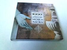 "CD ""1000 AÑOS DE MUSICA SACRA"" 5CD BOX SET"