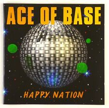 CD - Ace Of Base - Happy Nation - A4842