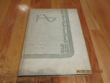 1939 THE CYCLE- ARMOUR INSTITUTE OF TECHNOLOGY CHICAGO ILLINOIS YEARBOOK