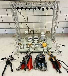 RARE KISS CREATURES Figures Special Boxed Set LIMITED EDITION...COMPLETE.